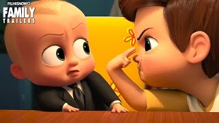 THE BOSS BABY - meet a most unusual baby | Official Trailer [HD]
