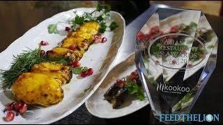 Kookoo is an award winning Persian restaurant of the