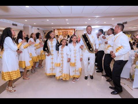 Ethiopian best amazing beautiful wedding 2016. Bancheamlak and Solomon
