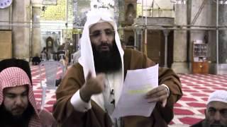 كارثة!؛ القرضاوي يفقِد عقلَه، ويَسبُّ رسول الله، على قناة الجزيرة!!!