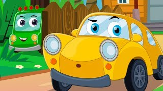 Ralph And Rocky Hide & Seek | children songs | Cartoon for kids | Lets play a game today
