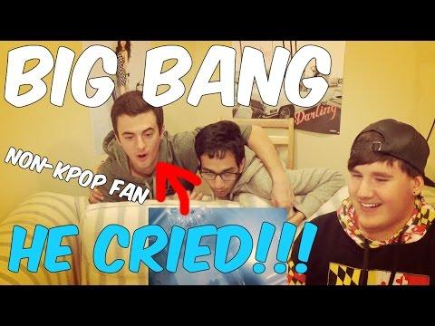 Big Bang - Last Dance MV Reaction (Non-Kpop Fan)