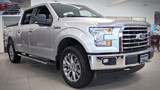 2017 Ford F-150 XLT SuperCrew Cab 2.7L EcoBoost at Eau Claire Ford Lincoln Quick Lane