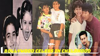 Bollywood actors & actresses in childhood photos and videos, Bollywood child actors & actress photos