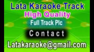 Tan Man Tere Rang Rangoongi Karaoke Archana {1974} Lata Mangeshkar