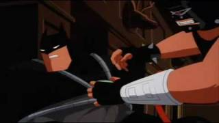 SUPERMAN (dressed as Batman) vs. Bane (FULL FIGHT!)