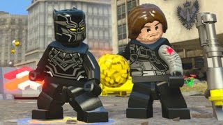 LEGO Marvel's Avengers - Sokovia 100% Guide (All Collectibles)