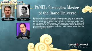 Strategics: Masters of the Game Universe | PANEL