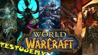 World of Warcraft PL | Początek gry | Testujemy