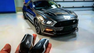 Taking Delivery of My 2016 Mustang GT California Special