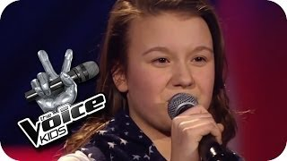 Carly Rae Jepsen - This Kiss (Antonia) | The Voice Kids 2014 | Blind Auditions | SAT.1