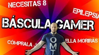 BÁSCULA GAMER!!! VicioLOG, Y CAMISETAS OMT