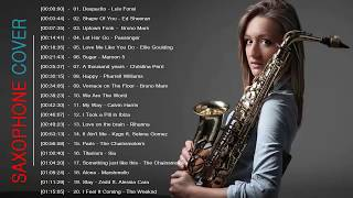 Most Popular Saxophone Covers of Popular Songs 2018 || Best Saxophone Cover 2018