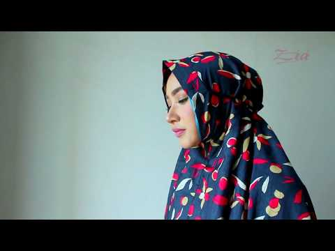 Tutorial mukena by Zia Collection Moslem wear