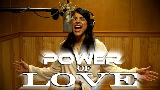 Celine Dion - Jennifer Rush - The Power Of Love - cover - Sara Loera - Ken Tamplin Vocal Academy