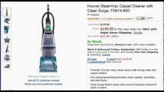 Royal procision home carpet extractor model ry7910