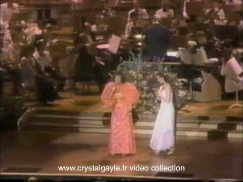 Crystal Gayle & Loretta Lynn at boston pop loretta