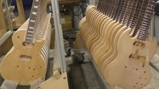 Inside the Gibson Guitar Factory