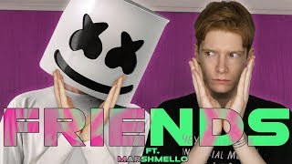 Sange på Dansk: Friends - Marshmello & Anne-Marie