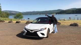 2018 Toyota Camry XSE V6 Quick Look