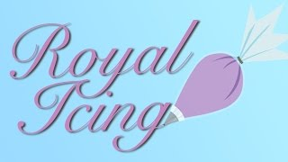 How to make Royal Icing for cookie decorating - Cookie Decorating