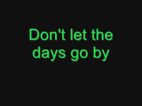 Glycerine by Bush with lyrics