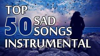 Top 50 Sad Songs | Instrumental HD Songs | One Stop Jukebox