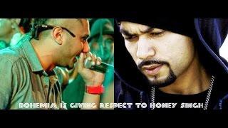 Bohemia Insults Yo Yo Honey Singh in CANADA Live!