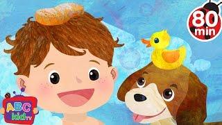 Bath Song | + More Nursery Rhymes & Kids Songs - ABCkidTV