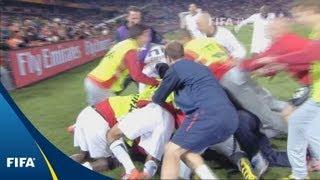 Last-gasp Donovan saves USA on memorable night