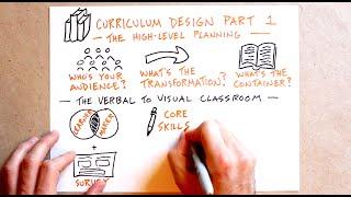 Curriculum Design Part 1: The High-Level Planning