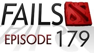Dota 2 Fails of the Week - Ep. 179
