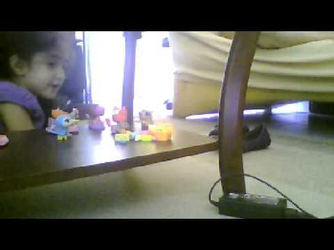 Vídeo da webcam de 6 de dezembro de 2012 11 49
