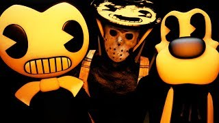[BENDY NEIGHBOR TWISTED FREDDY] BEST TOP BENDY ALICCE ANGLE FIDGET SPINNER ANIMATION COMPILATION SFM