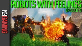 Titanfall 2 Funny Moments - Robots with Feelings TNG Episode 9