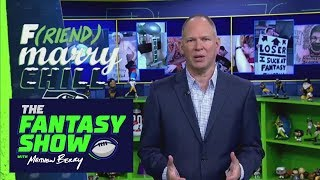 Marry, Friend, Chill: Seattle Seahawks Edition | The Fantasy Show With Matthew Berry | ESPN