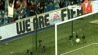 Manchester City - Wigan Athletic 5-0 (Capital One Cup) Highlights-Rezumat