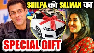 Salman Khan SENDS Surprise Gift To Shilpa Shinde - Bigg Boss 11 Winner