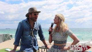 Drake White Talks New Music Video, Unplugging, and Summer 2017