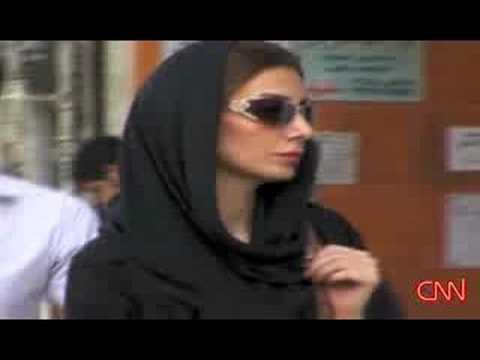 Iran Undercover fashion in Iran