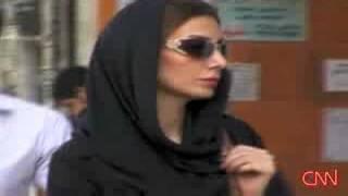 Iran: Undercover fashion in Iran