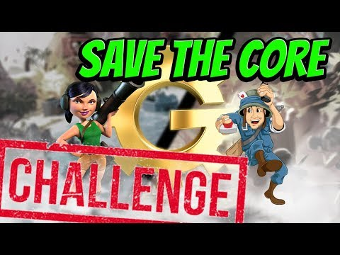 War Factory - Save The Core vs opdestroy! Boom Beach Apr 26/2018