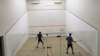 Ranking match between Shoaib and Faisal Nisar - 2nd game
