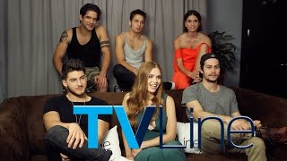 """""""Teen Wolf"""" Cast Interview at Comic-Con 2015"""