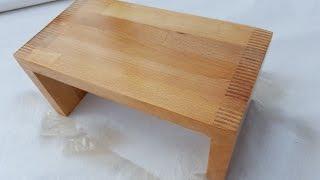Making a Wood Step-Stool