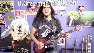 "D.Gray-man Hallow Opening - ""Key -bring it on, my Destiny-"" by Lenny code fiction【Band Cover】"