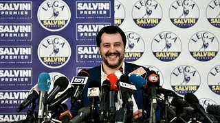 Italy is the Beginning of a New Political Order in Europe!!!