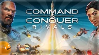 GLOBAL Release - Command and Conquer: Rivals 🍊