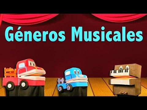 Xxx Mp4 Los Generos Musicales Para NIños Videos Infantiles Educativos Barney El Camion 3gp Sex