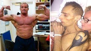 هكذا أصبح 7 مشاهير كمال الأجسام بعدما فقدوا عضلاتهم بشكل مفاجئ..!!